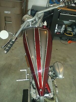 2011 Harley-Davidson Other  Custom Chopper Harley Twisted Choppers