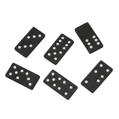 New Double Dominoes with Box Traditional Standard of 28 Tiles Travel Game 6A