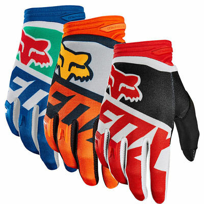 Fox Racing Dirtpaw Sayak Riding Gloves Motocross Motorcycle Offroad MotoX