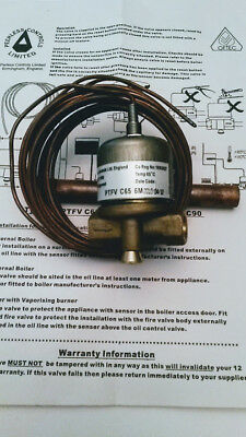 Fuel Stop Fire Valve 6.0m 65 degree 1/4""