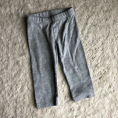 Burt's Bees 3-6 Mos Baby Girls Boys Organic Knit Jogger Pants Knit Soft