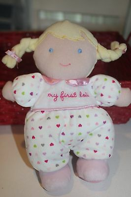 My First Doll * Carters * Blonde Pigtails * Child of Mine * Baby Lovey * Hearts