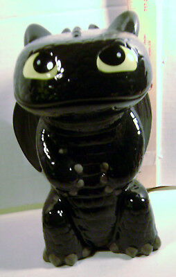 How To Train Your Dragon Toothless Ceramic Bank
