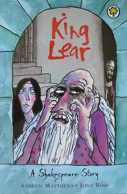 King Lear by William Shakespeare [Paperback]