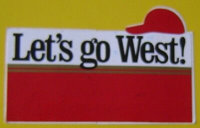 Let's  go  West !