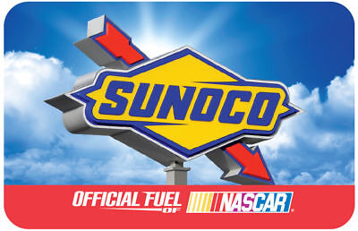 $350 Sunoco Gas Gift Card - Ships Fast Same Day W/ Tracking Number I Will Email