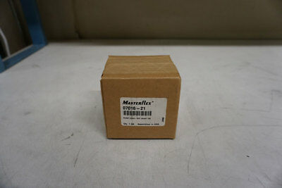 Cole-Parmer Masterflex 07016-21 Peristaltic Pump Head-Only New Sealed