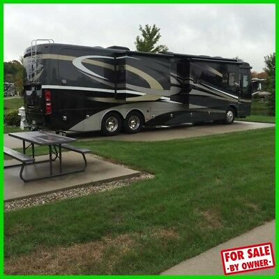2009 Holiday Rambler Scepter 42' Class A Diesel Pusher Washer/Dryer Generator