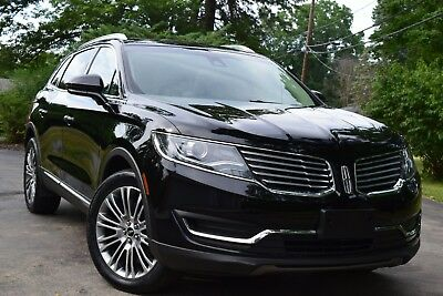 2017 Lincoln MKX RESERVE-EDITION/AWD/PANORAMIC/NAVIGATION/CAMERA 2017 Lincoln MKX Reserve Edition AWD 3.7L V6 4-Doors / No Reserve!