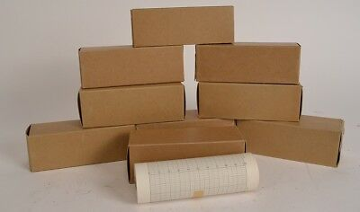 Lot of 10 New Varian 4A Chart Roll Recorder Paper