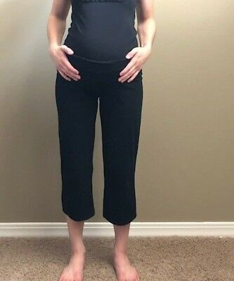 Old Navy Maternity Yoga Crops
