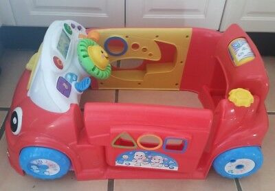 Fisher-Price car Laugh and Learn Crawl Around Car sing-along songs Baby Toy