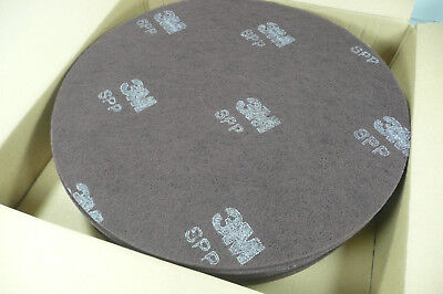 "3M Surface Preparation Pads SPP20 20"" (10 Per Carton) Maroon ID70071159324"