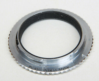 GENUINE PENTAX K FIT 52mm REVERSING RING FOR CLOSE UP PHOTOGRAPHY