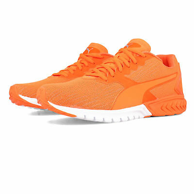 Puma Mens Ignite Dual Nightcat Running Shoes Trainers Sneakers Orange Sports