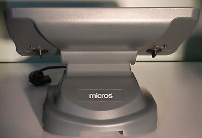 Tabletop MICROS Workstation 5A Stand