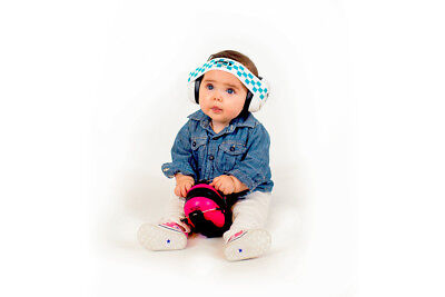 Ems For Bubs Baby Ear Muffs Earmuffs Sensory Hearing Protection FREE POST!