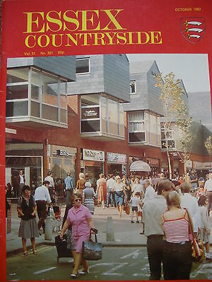 Essex Countryside Vol 31 No 321 Oct 1983 Lady Alice More Maldon Spinner & Weaver
