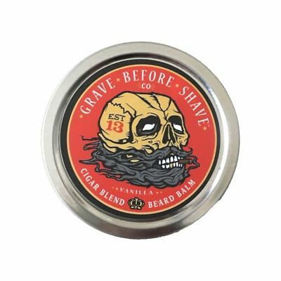 Baume Pour Barbe Cigar Blend Grave Before Shave BBGBS11