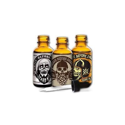 Pack 3 huiles Barbe 30ml Grave Before Shave HBGBSO13