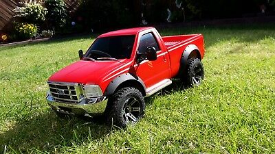 Scale Crawler Ford F350 / CMX-Chassis, 1:10