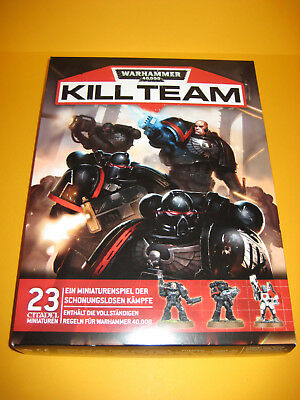 Warhammer 40k - Kill Team Box - Space Marines - T'au Empire