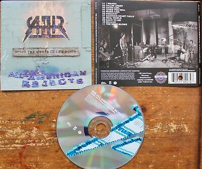 Cd Album The All American Rejects When The World Comes Down 2 Shipping Option