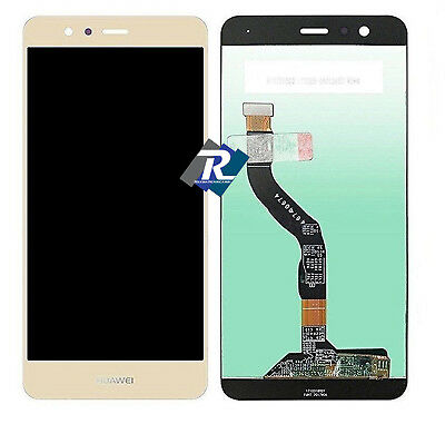 TOUCH LCD DISPLAY Huawei P10 Lite Gold Oro WAS-LX1 WAS-LX1A