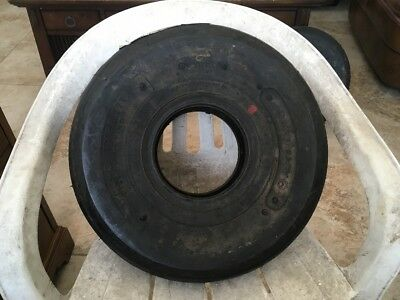 McCreary AirTrac NEVER USED Aircraft tire 6.00 x 6 6 ply