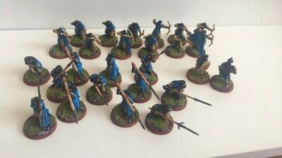 Warhammer Lord of the Rings - Pro Painted - Harad Army - 26 Miniatures