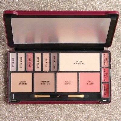 DB Hollywood Glam All-In-One Face Make Up Palette BRAND NEW, and SEALED