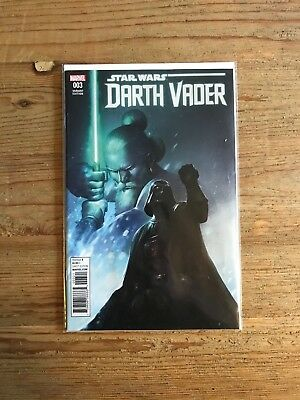 Star Wars Darth Vader #3 Comic book Variant Marvel