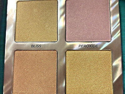 Urban Decay After Glow Highlighter Palette Brand New and Authentic!!+Free Sample