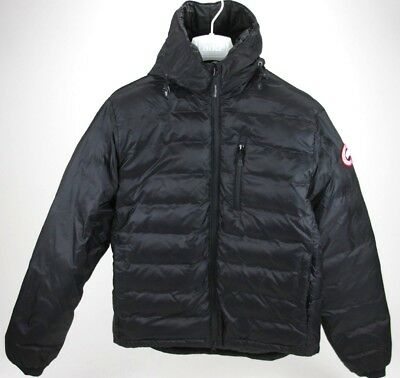 Canada Goose Lodge Down Hooded Jacket - Men's M /38659/