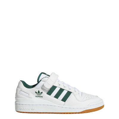 competitive price 130dd fd540 adidas Mens FORUM LO WhiteGreenGum - AQ1261