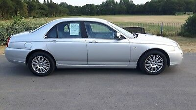 Rover 75 Connoisseur Automatic Diesel 2005 Very Low Mileage