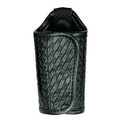 Bianchi Black 7916 Basketweave Accumold Elite Silent Key Holder 22119