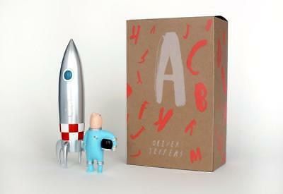 OLIVER JEFFERS Edmund and the Astronaut and Rocket / NEW