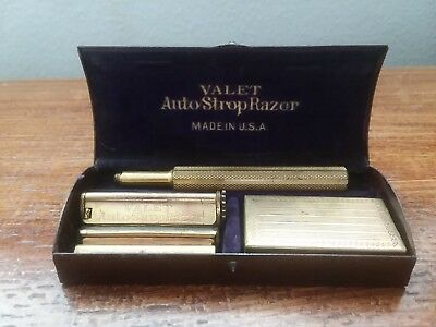Antique Valet AutoStrop Safety Razor - Model C -  The St. Louis Times