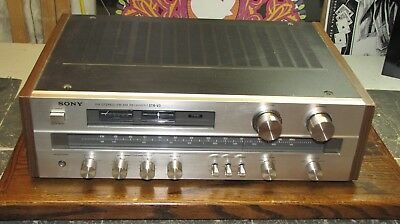 SONY STR-V3 AM/FM Stereo Receiver