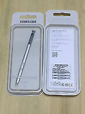 Brand New Original Oem Samsung Galaxy Note 5 Spen S-Pen Silver Grey Gray