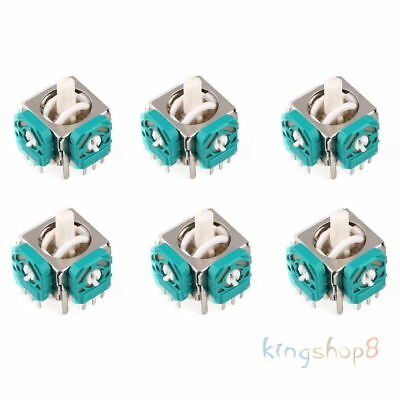 6 X Analog Joystick Stick Switch for Nintendo GameCube NGC Controller Hot Sell