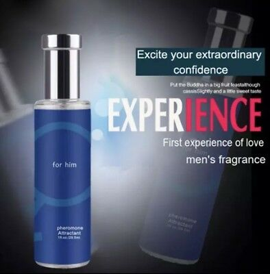 2-30ml Bottles Scented Pheromone For men to Attract Women! (It Really Works!)