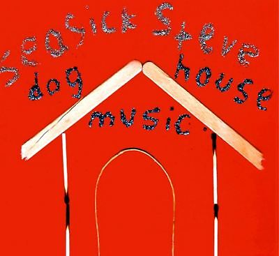 SEASICK STEVE dog house music (CD album) delta blues, modern electric blues