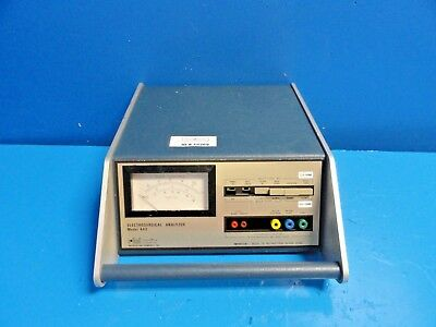 Neurodyne Dempsey 443 Electrosurgical Analyzer W/ Test Lead ~15269