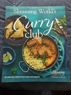 Slimming World Curry Club  Cookbook 60 Recipes From India And Beyond New