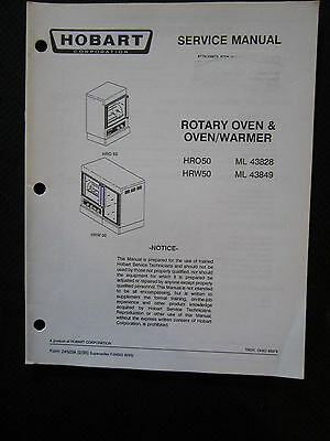 hobart rc 301 wiring diagram wiring diagramshobart wire diagrams wiring diagrams \\u2022hobart rotary oven warmer hro50 hrw50 models service repair manual