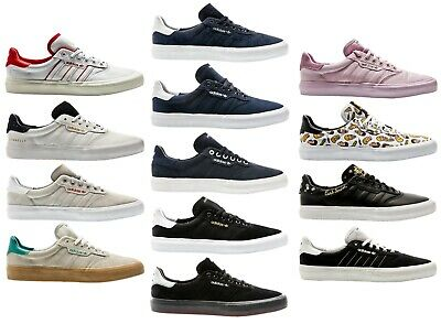 Adidas Skateboarding 3MC Noir Homme Baskets Chaussures Homme Patins Chaussures