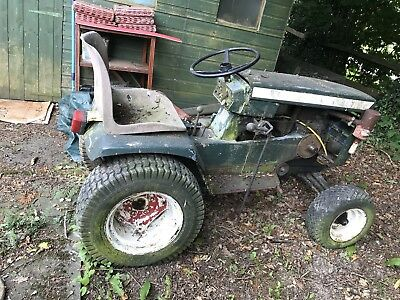 Little Old Tractor