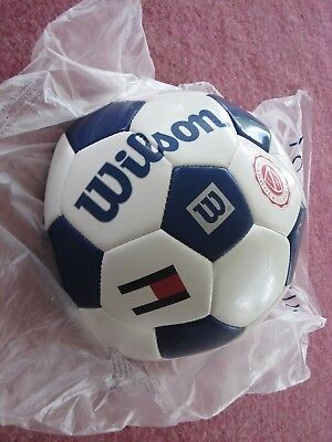 Vtg Tommy Hilfiger Classics Wilson Soccer Ball Promo/new In Original Bag Hjz48
